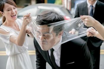 台北婚禮攝影師推薦:婚攝Hawk