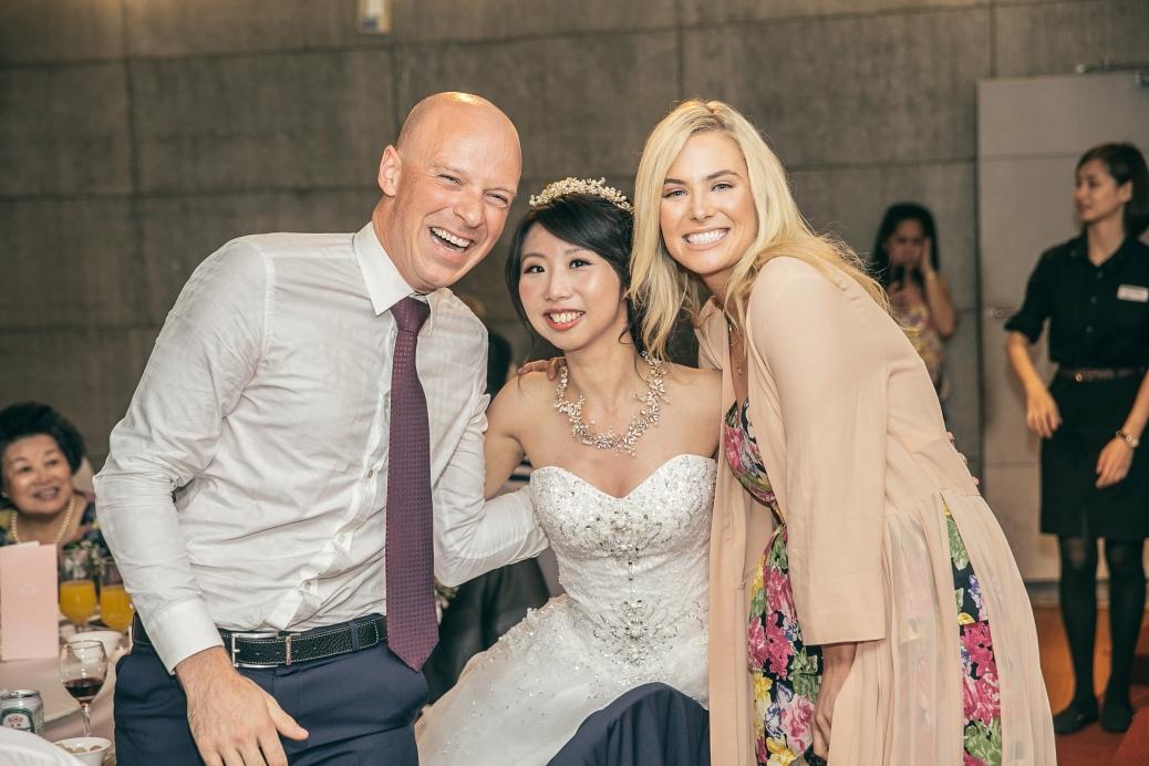 婚禮攝影與婚攝