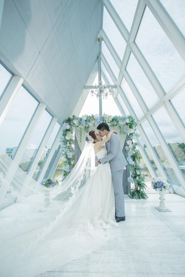 台北自助婚紗攝影工作室