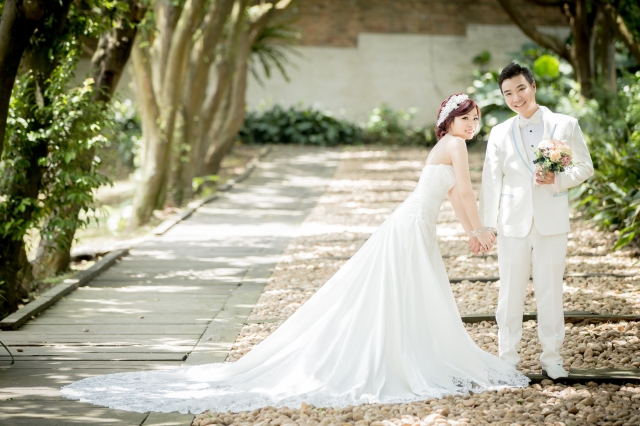 自助婚紗攝影工作室