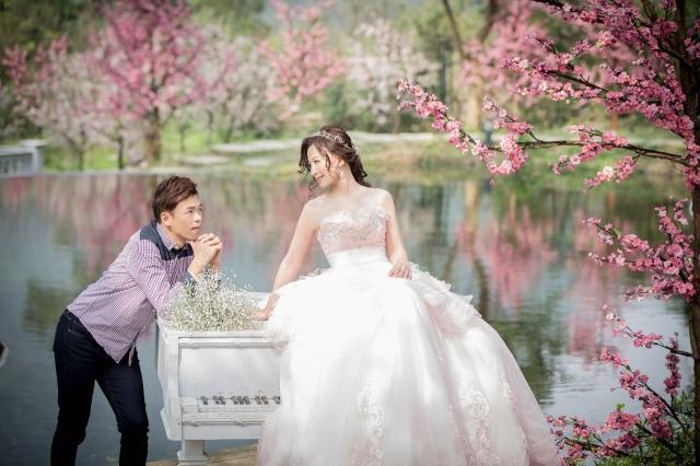 台北自助婚紗工作室-婚攝Hawk
