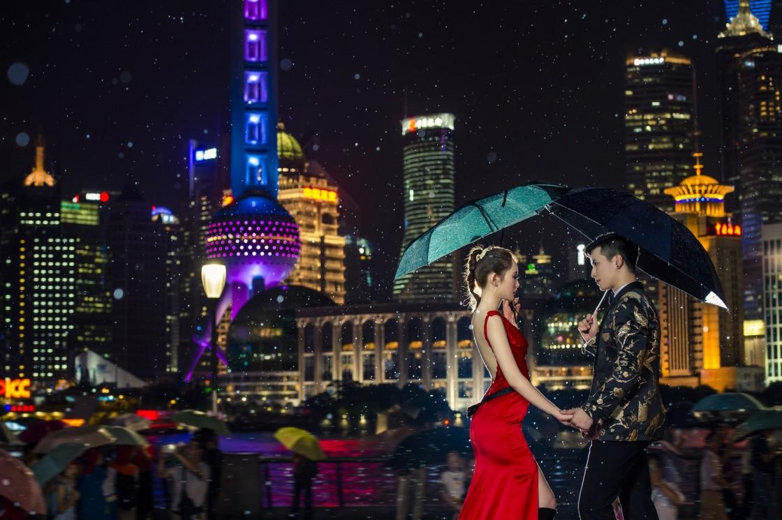[作品推荐]上海婚纱摄影