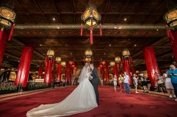 [台北婚禮攝影師|婚攝莫門]@台北饌巴黎