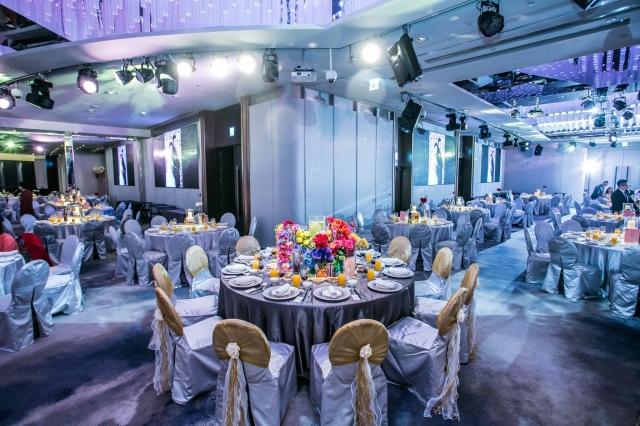 【台北婚禮攝影師|婚攝莫門】@板橋Mega 50會館